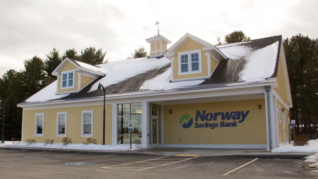 Norway Savings Bank in Gray, Maine
