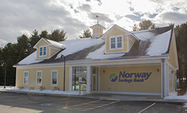 Picture of Norway Savings Gray, Maine