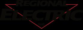 Logo for Regional Electric